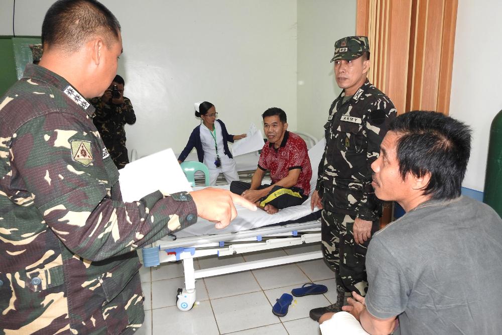 Philippine Military: Suspected Abu Sayyaf Militants Killed in 2 Gunbattles