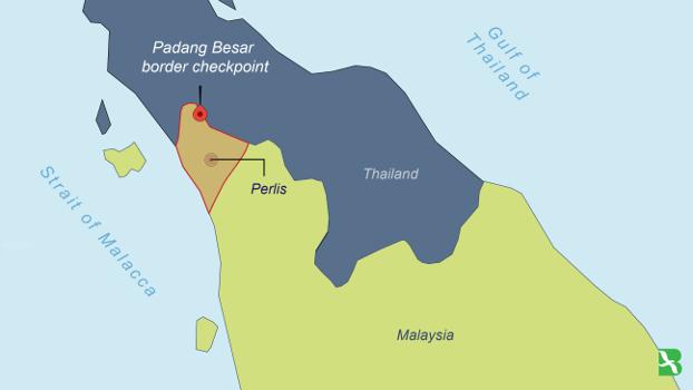 Smugglers Kill Malaysian Officer in Shootout at Thai Border